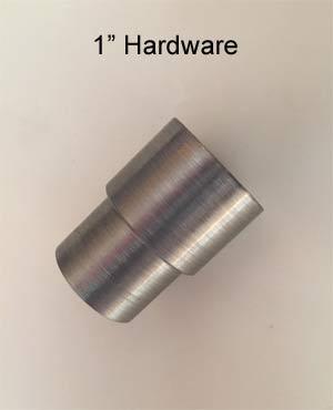 "1"" Hardware"
