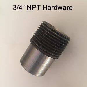 """3/4"""" NPT Hardware"""